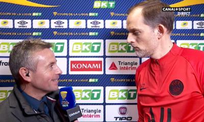 Tuchel et Puel s'expriment à propos du quart de finale de Coupe de la Ligue entre le PSG et Saint-Etienne