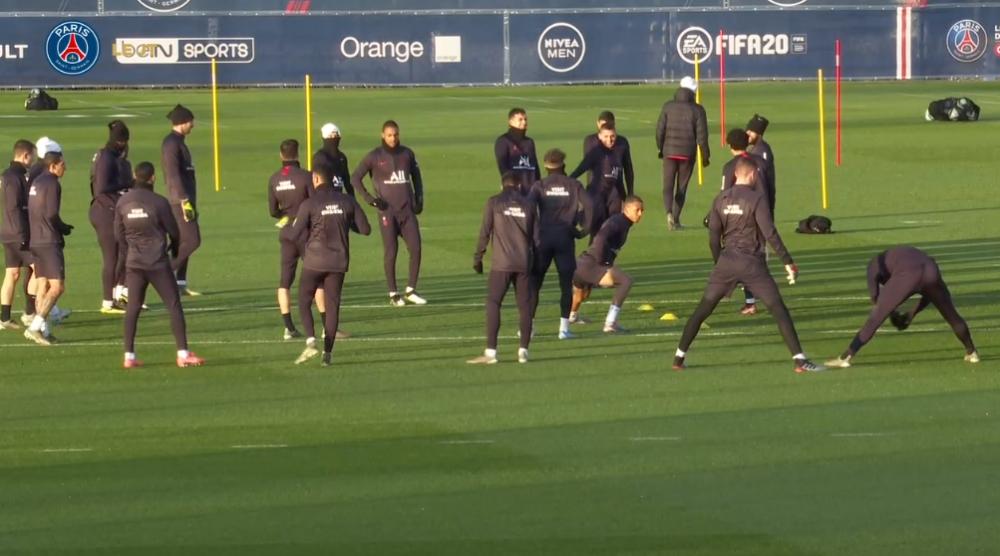 Les images du PSG ce vendredi : entraînement, anniversaire de Mbappé, zapping et conférences de presse
