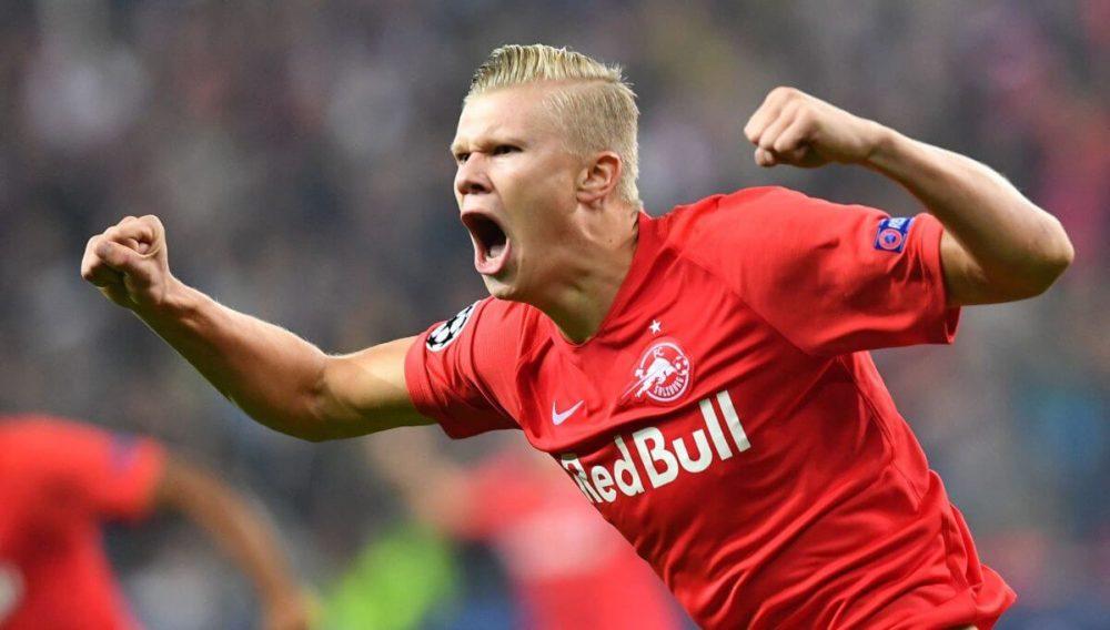"""Haaland le nouvel atout de Dortmund, le """"Mbappé norvégien"""" dont il faudra se méfier"""