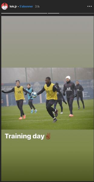 Les images du PSG ce jeudi : célébrations et entraînement