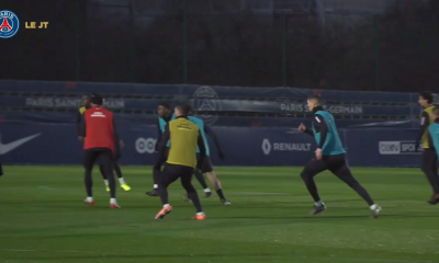 PSG/Amiens - Cavani, Kimpembe, Kouassi, Dagba et Kurzawa absents de l'entraînement ce vendredi