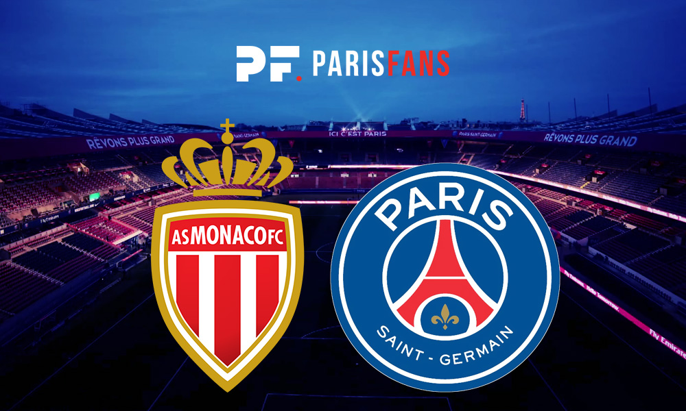 Monaco/PSG - Les équipes officielles : Paris en 4-4-2 avec Gueye et Kouassi au milieu