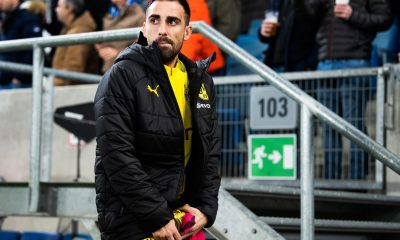 Officiel - Paco Alcacer quitte le Borussia Dortmund pour signer à Villarreal