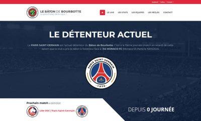 """Le PSG de nouveau détenteur du """"Bâton de Bourbotte"""""""