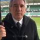 """Pau/PSG - François Bayrou assure que le terrain est prêt pour le jeu et """"la sécurité des joueurs"""""""