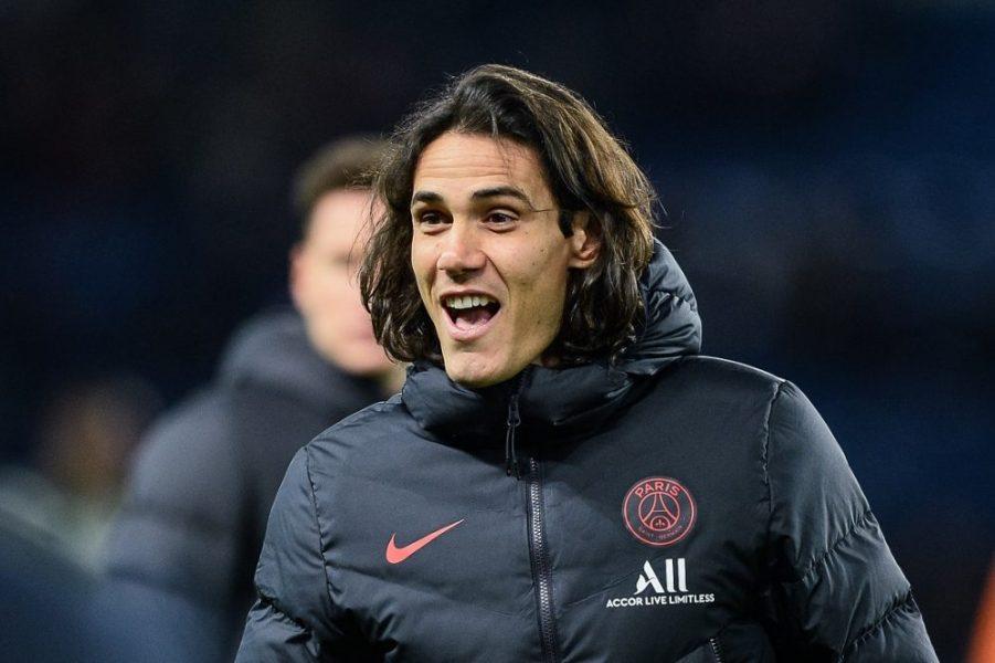 Mercato - Le PSG continue de fermer la porte à un transfert de Cavani à l'Atlético de Madrid, selon les médias espagnols