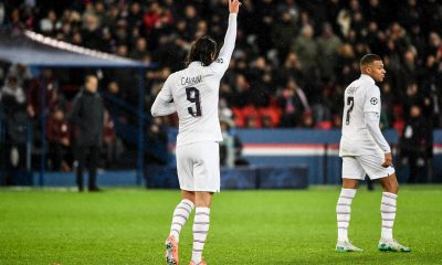 """Mercato - L'Equipe fait le point sur le dossier Cavani, avec Chelsea qui pourrait """"s'immiscer"""""""