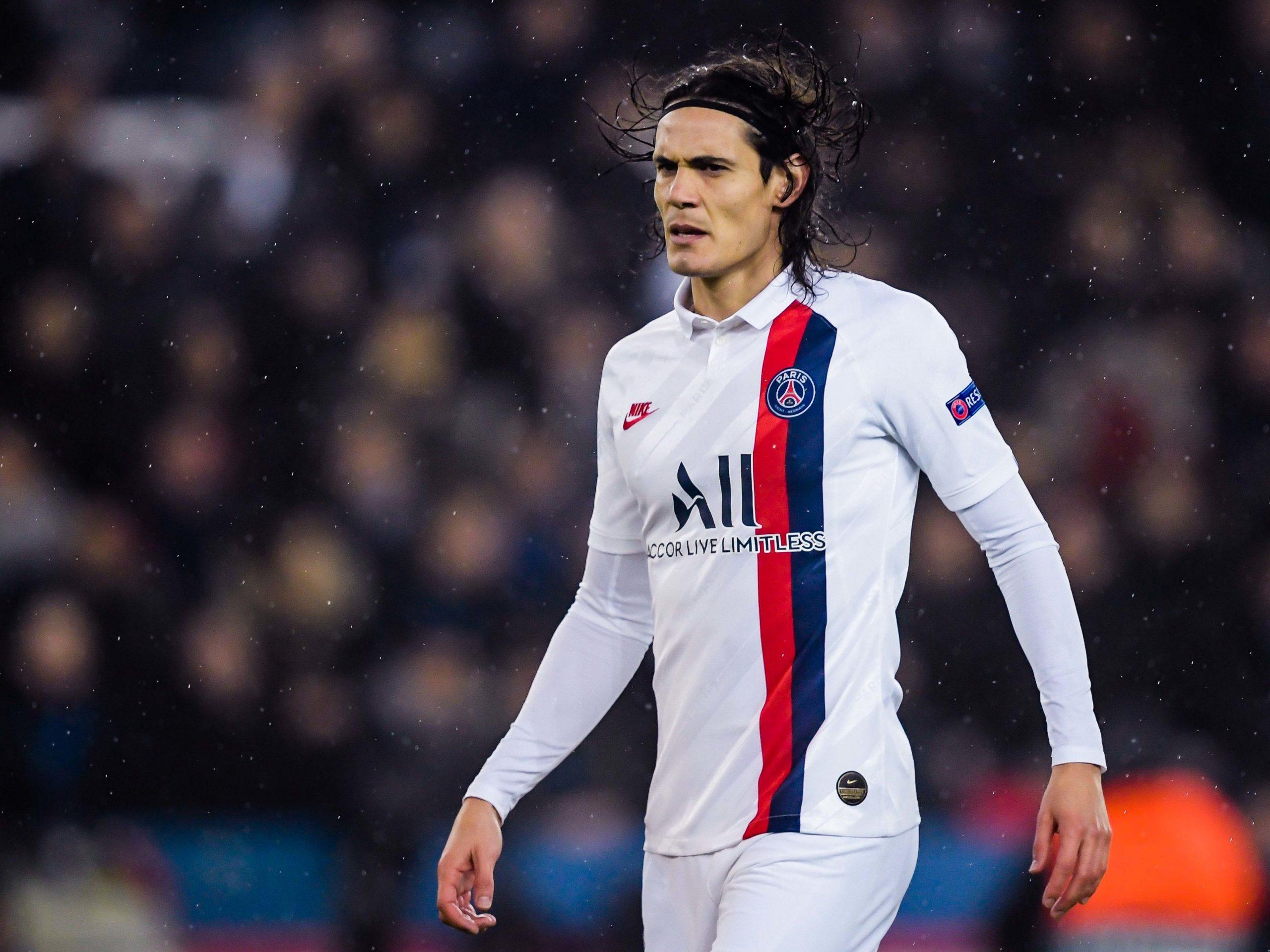 Mercato - L'Atlético a proposé 10 millions d'euros pour Cavani, qui veut partir, et le PSG a refusé selon RMC Sport