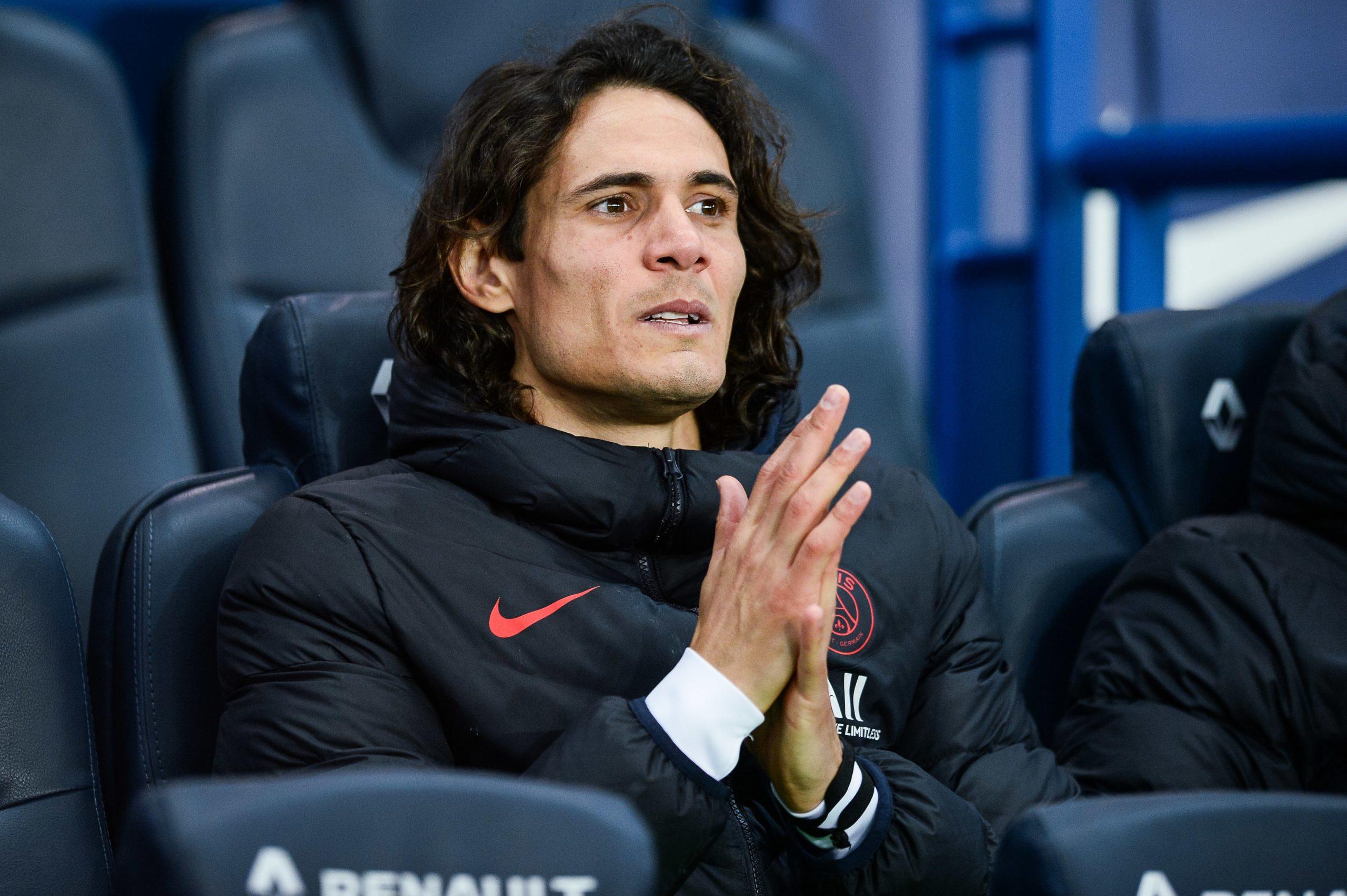 Mercato - Chelsea a proposé un prêt payant pour Cavani, selon The Times