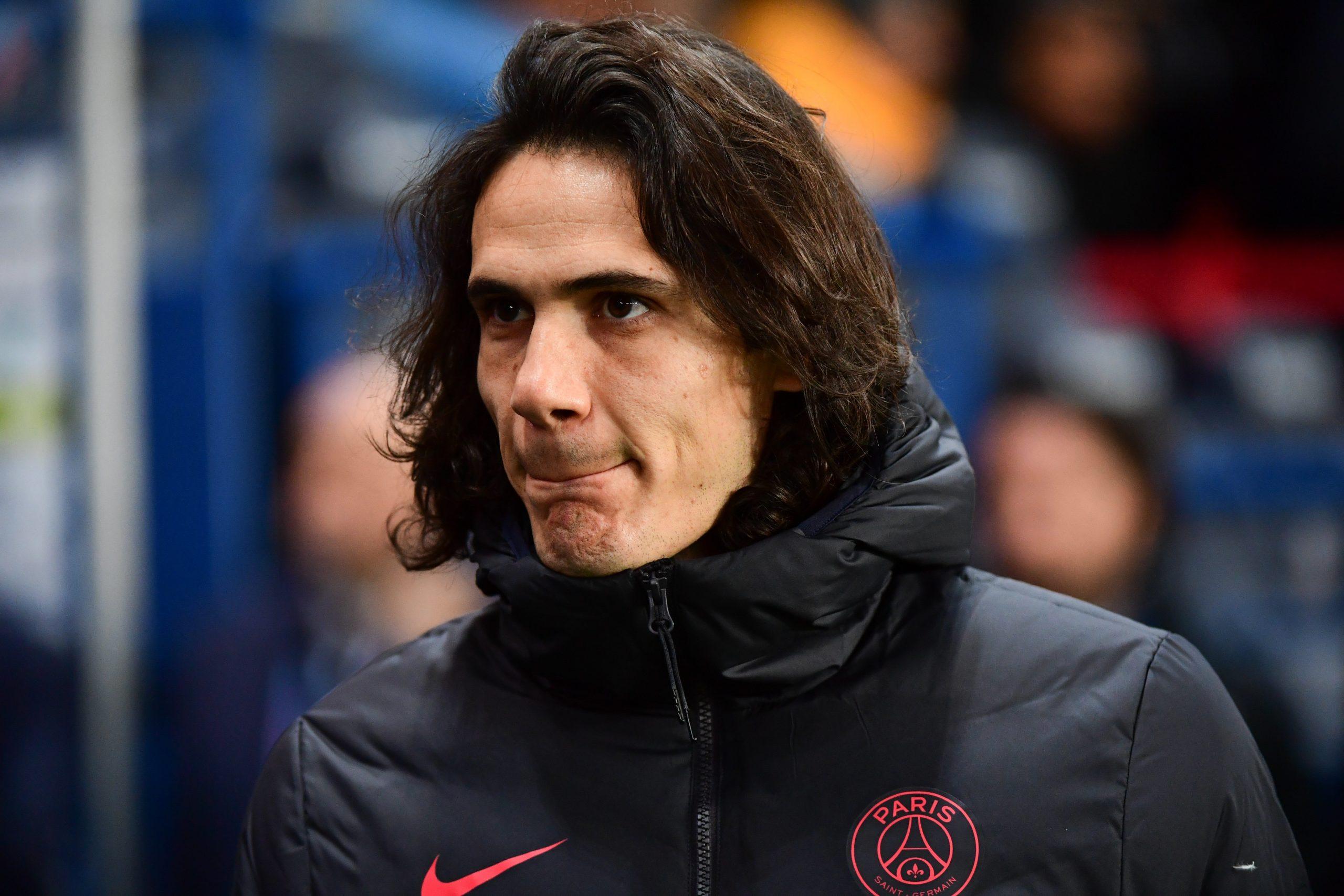 Mercato - Cavani n'ira pas en MLS, où son salaire est considéré comme trop cher explique Le Parisien