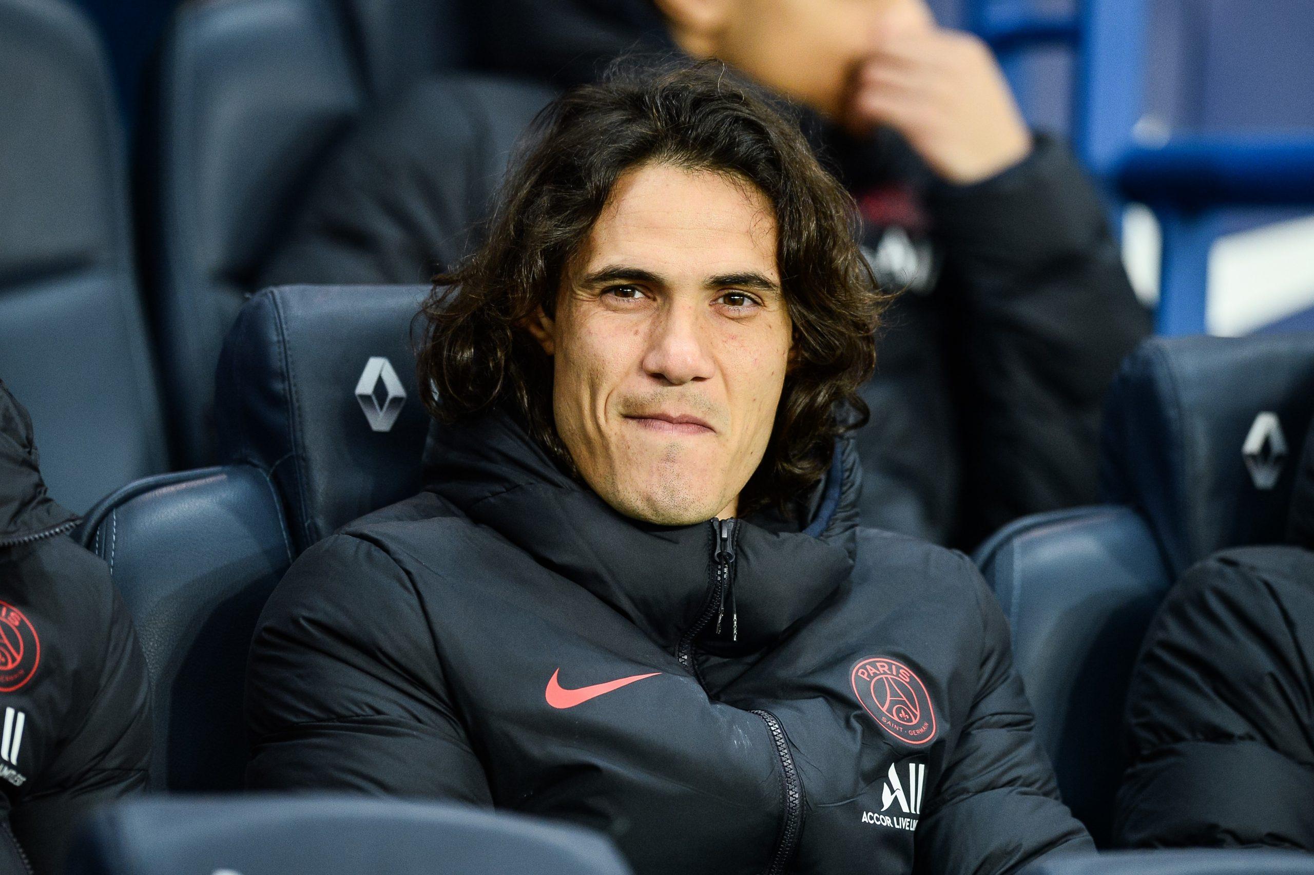 Mercato - Le PSG n'a pas lancé le recrutement d'un remplacement de Cavani, annonce Le Parisien