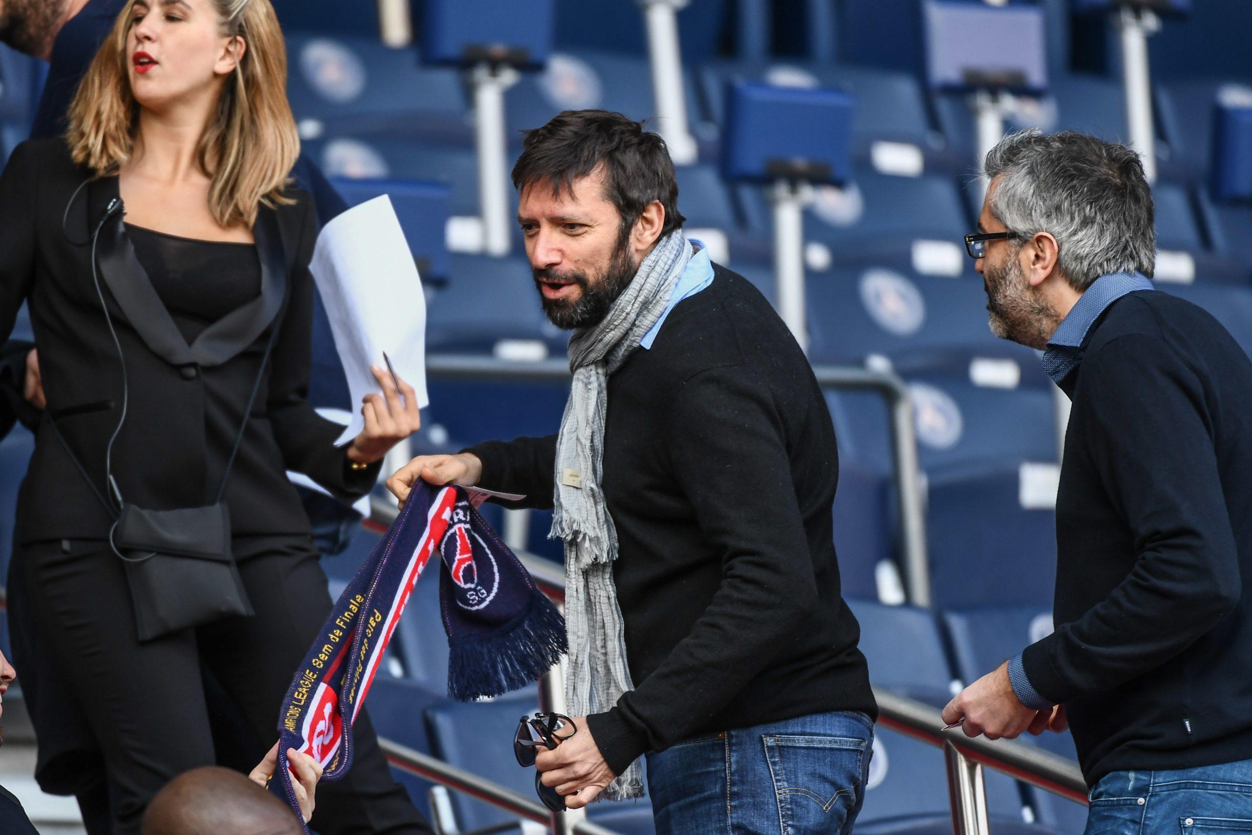 """Cazarre se moque de la """"schizophrénie"""" des médias au sujet de Dortmund/PSG"""