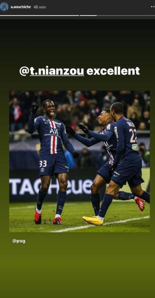 Les images du PSG ce mercredi : victoire face à Reims et 4000e but du club pour Kouassi