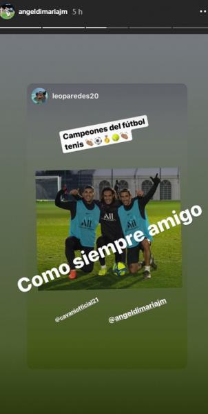 Les images du PSG ce vendredi : entraînement avec tout le groupe et une belle reprise de Di Maria