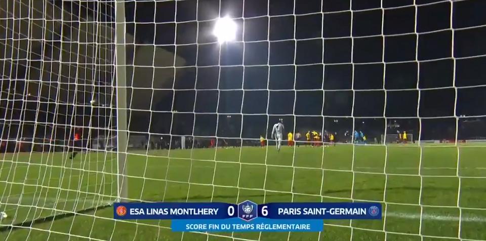 Les images du PSG ce dimanche : première victoire de l'année et un peu de repos