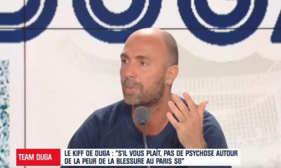 """Dugarry s'agace de la """"psychose"""" autour des blessures au PSG"""