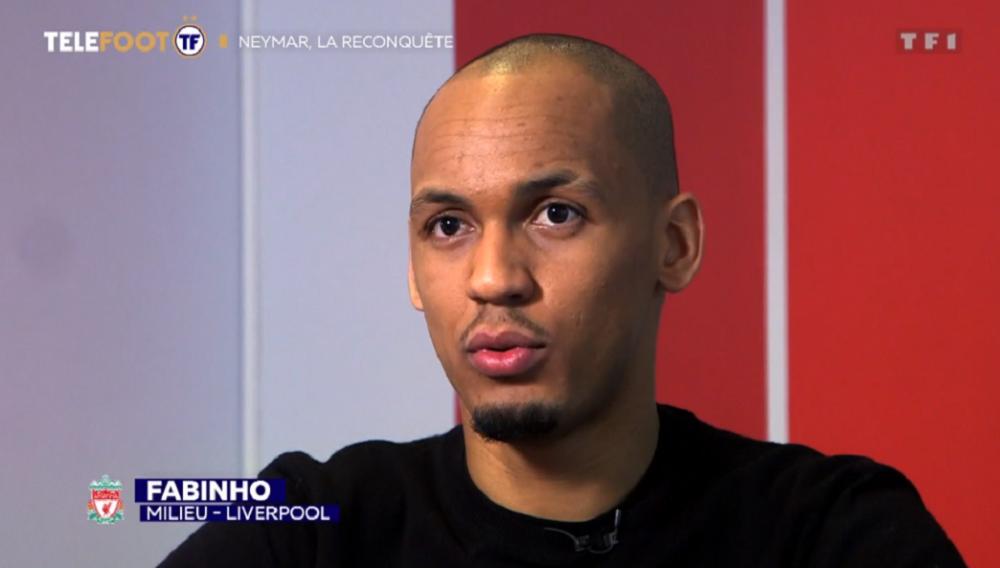 Fabinho voit Neymar devenir Ballon d'Or et s'adapter aux besoin de l'équipe du PSG en ce moment