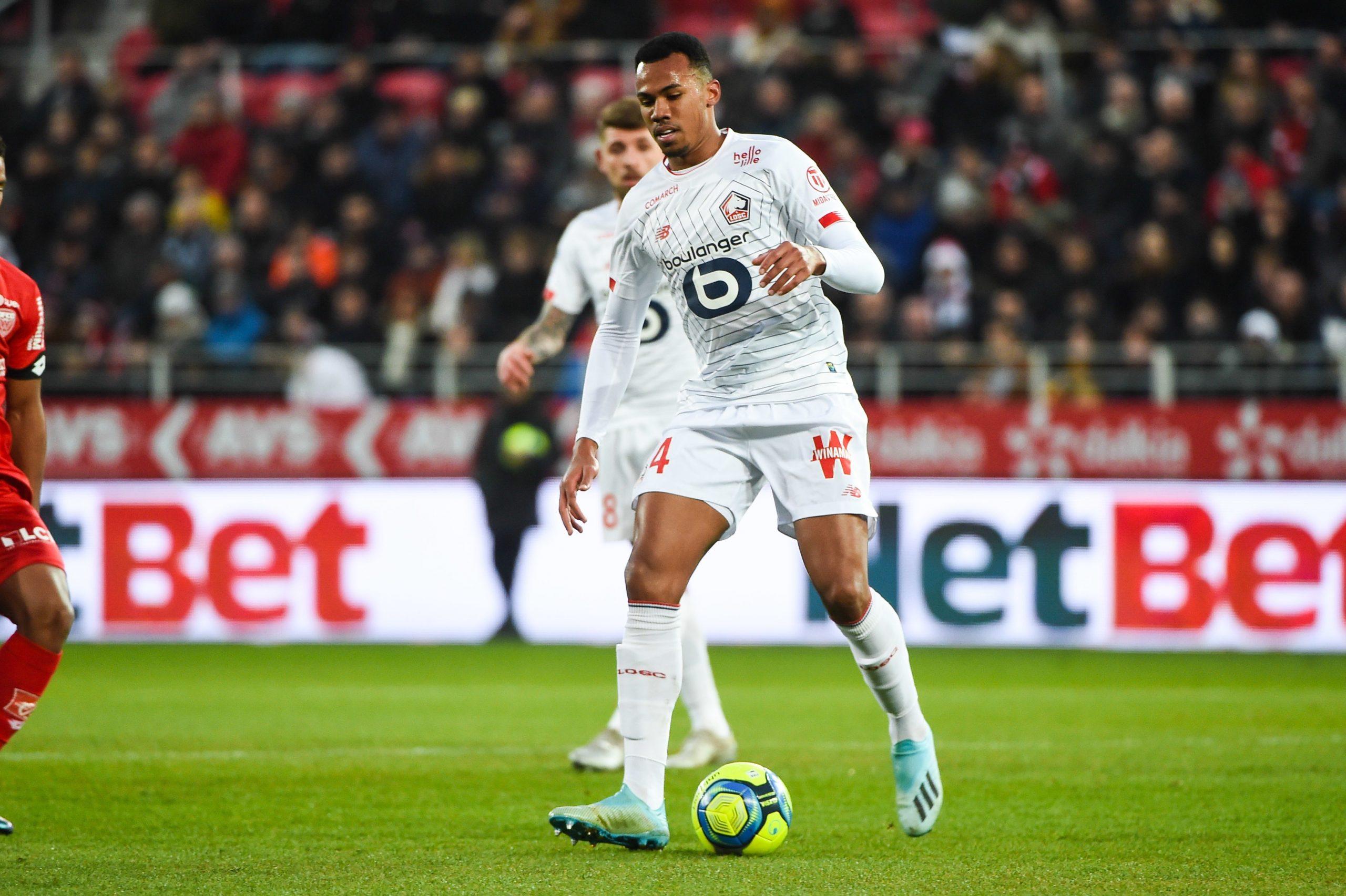 LOSC/PSG - Gabriel voit Paris en finale de la Ligue des Champions et évoque les Brésiliens du club