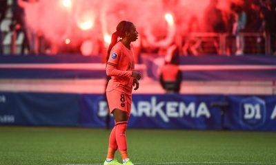 """PSG/OM - Geyoro évoque ce match """"particulier"""" en sachant que """"nous n'avons plus le droit à l'erreur"""""""