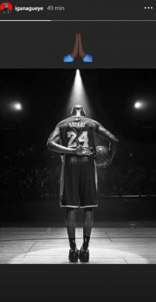 Les images du PSG ce dimanche : victoire à Lille et hommages à Kobe Bryant