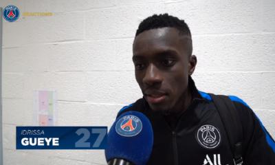 """LOSC/PSG - Gueye rappelle """"qu'on a l'équipe pour battre n'importe quel adversaire"""" et évoque le fait de revenir à Lille"""