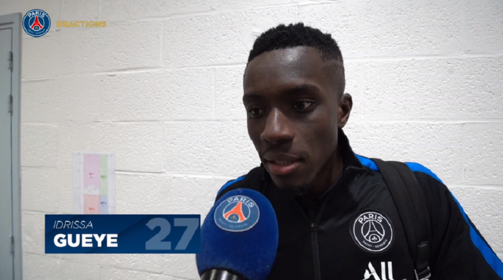 LOSC/PSG – Gueye rappelle «qu'on a l'équipe pour battre n'importe quel adversaire» et évoque le fait de revenir à Lille
