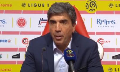 """Reims/PSG - Guion regrette la """"naïveté"""" de son équipe"""