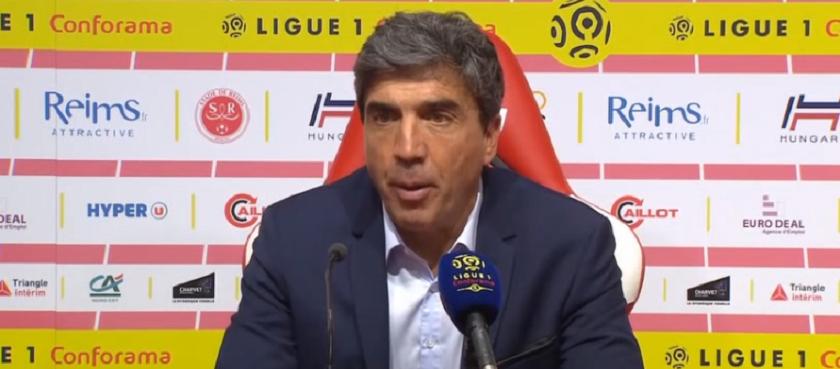 """Reims/PSG - Guion est content de la préparation, mais craint des Parisiens """"fâchés"""""""