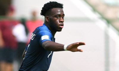Kapo et Kalimuendo appelés pour le stage de l'Equipe de France U19 au mois de janvier