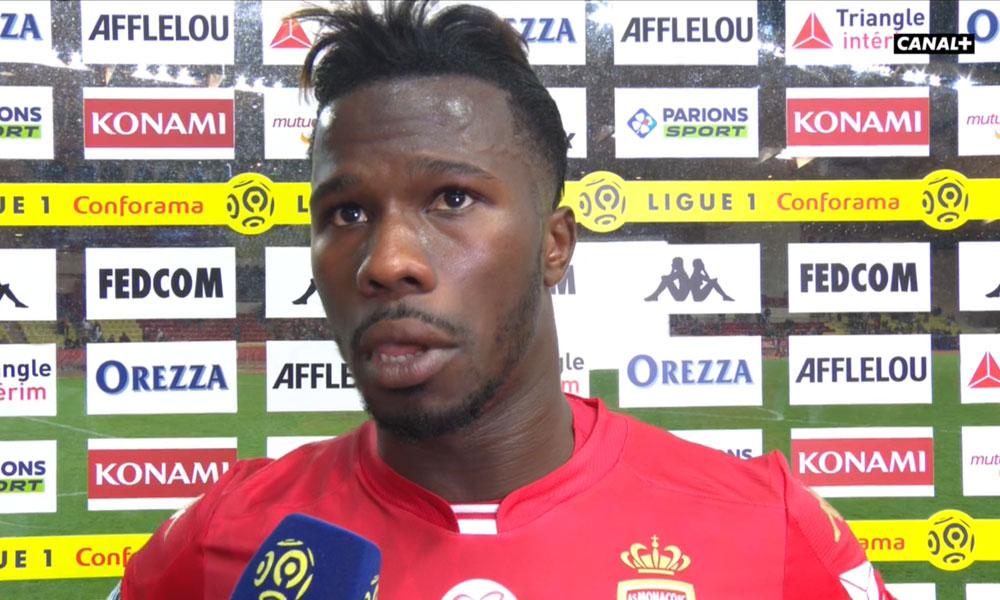 Keita Baldé reconnait une mauvaise organisation en première mi-temps mais félicite quand même le PSG