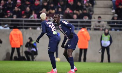 Kouassi a inscrit le 4000e but officiel de l'histoire du PSG