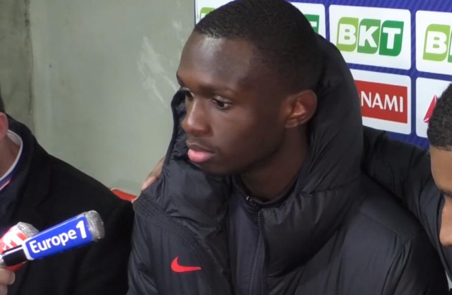 Kouassi évoque son but et la possibilité de rester au PSG «si je peux jouer»