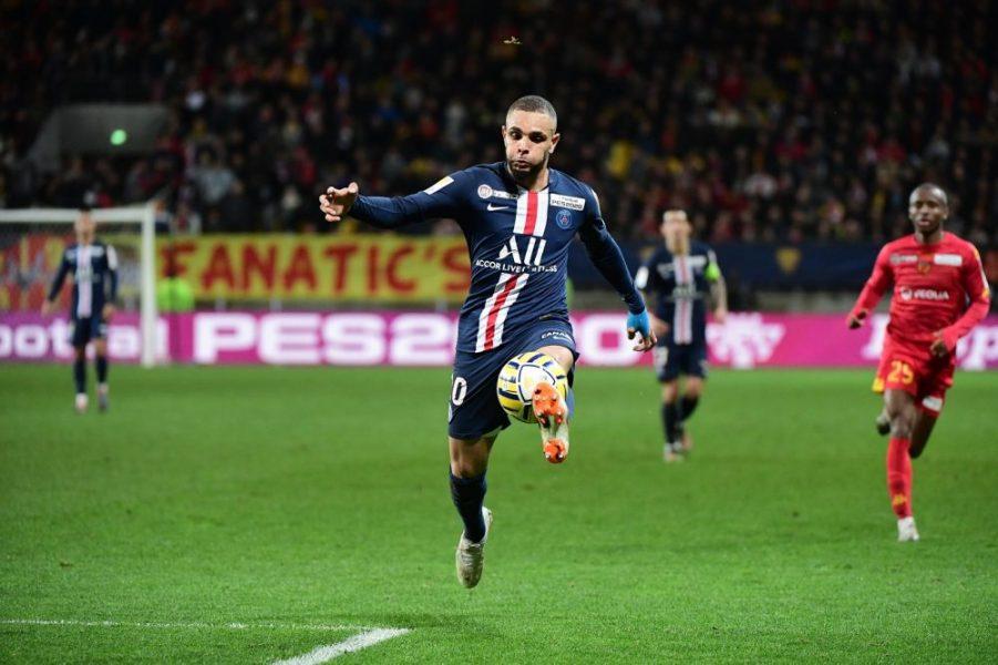 """Mercato - Kurzawa trouve l'Inter Milan pas assez """"compétitif"""", le PSG veut entre 5 et 7 millions d'euros selon L'Equipe"""