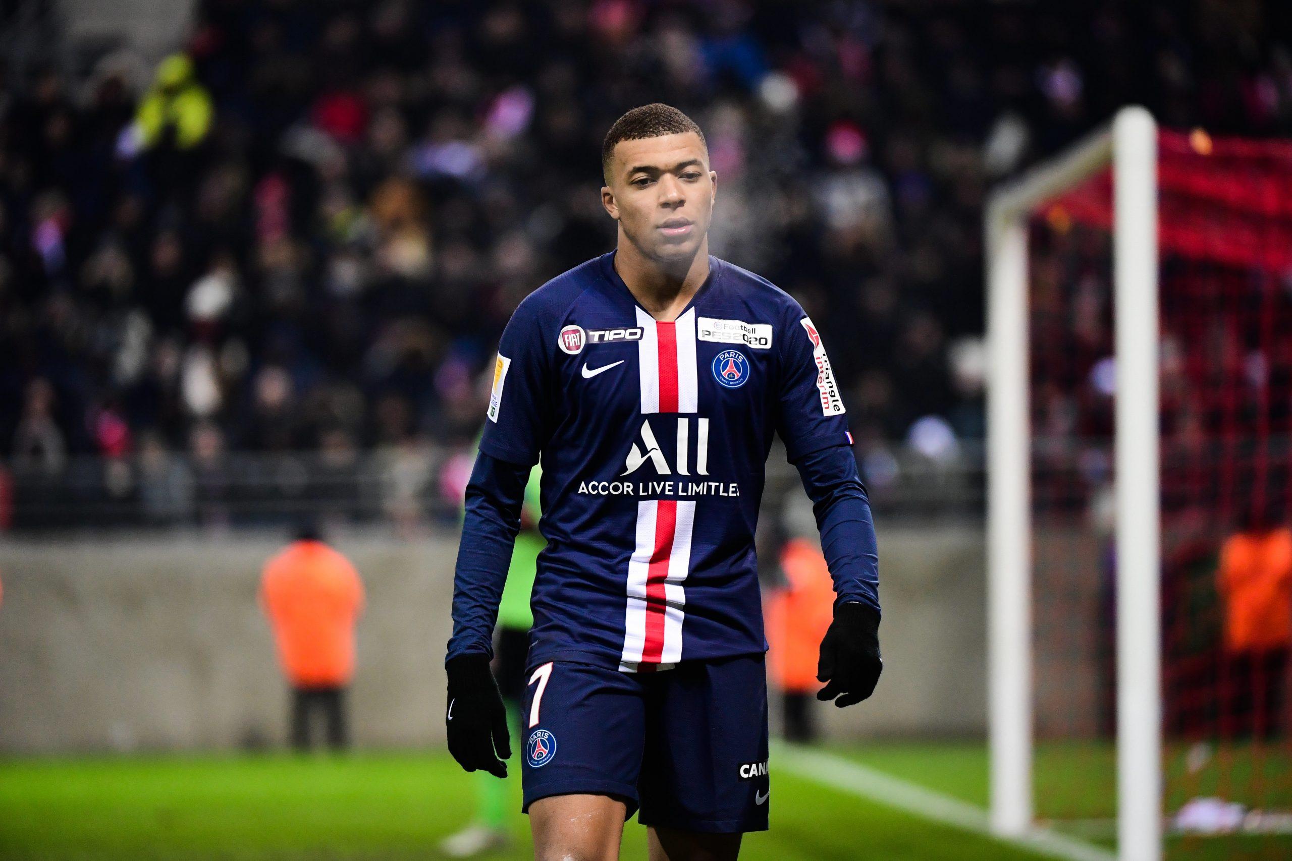 LOSC/PSG - Mbappé n'était pas avec le groupe vendredi, mais devrait être titulaire selon Le Parisien