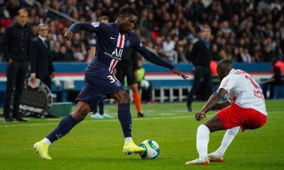 Mercato - Mbe Soh ne va pas signer à Sochaux et va probablement rester au PSG, selon L'Equipe