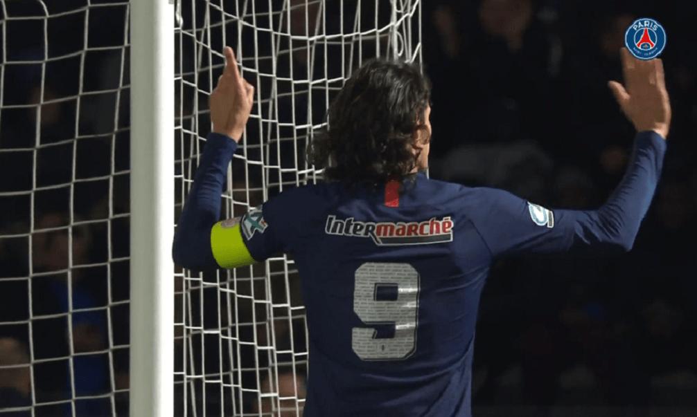Mercato - Cavani ne partira pas du PSG cet hiver, Leonardo l'a décidé, annonce L'Equipe