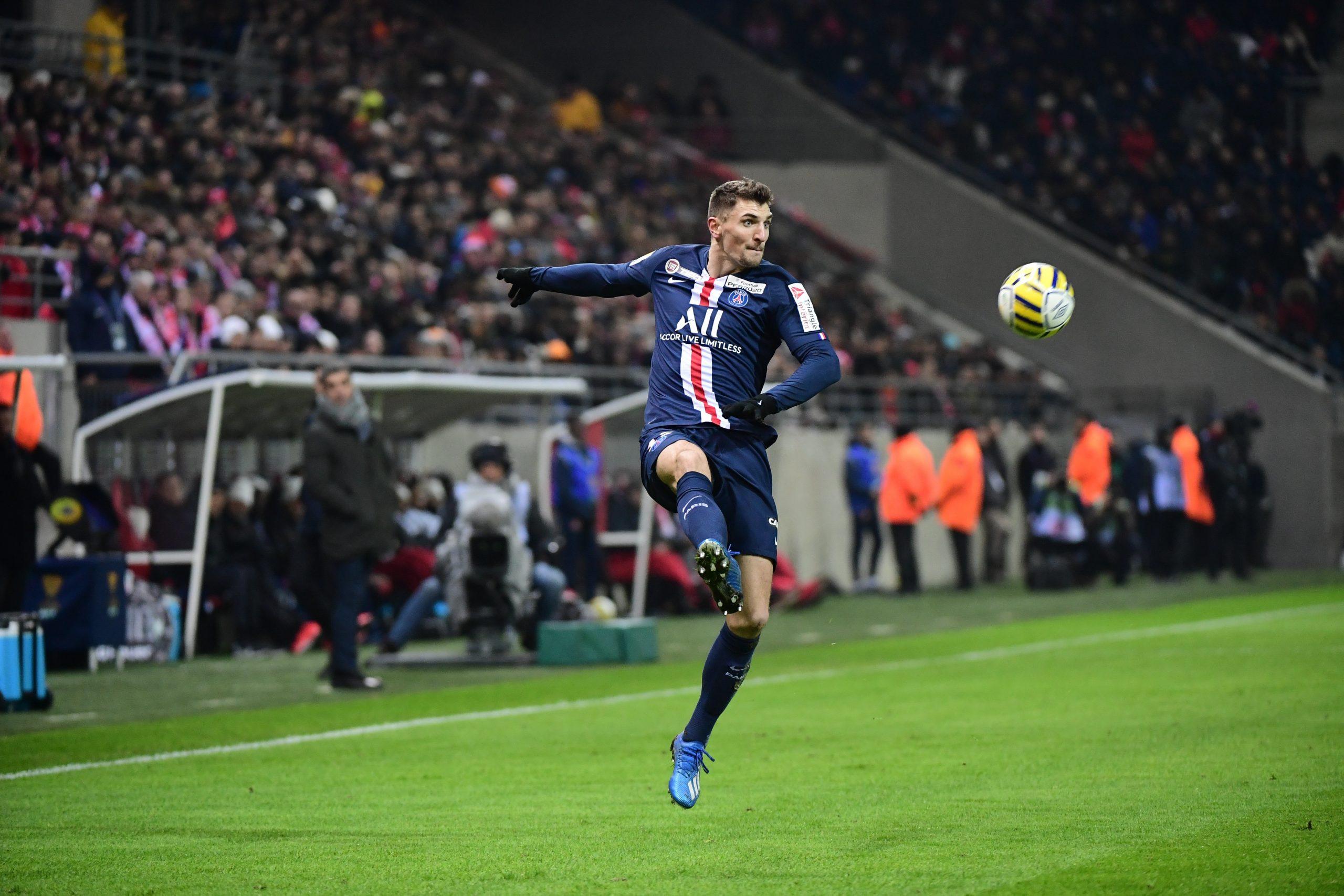 Meunier veut remporter la finale de Coupe de la Ligue pour «marquer l'histoire»