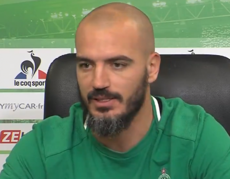 """PSG/Saint-Etienne - Moulin affiche de l'ambition """"D'autres équipes ont déjà réussi à battre le PSG, alors pourquoi pas nous ?"""""""