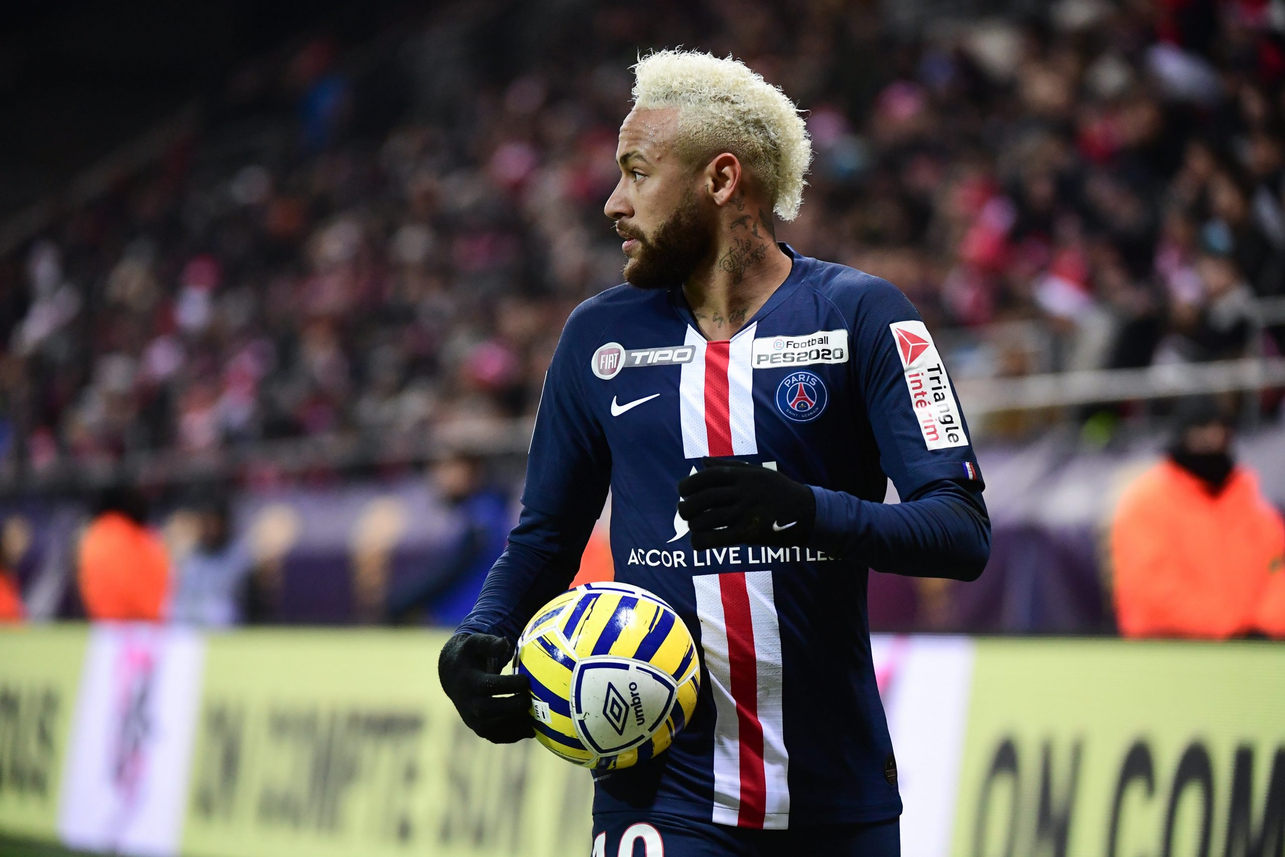 Neymar ne fera pas une grande fête pour son avenir, confirme UOL Esporte