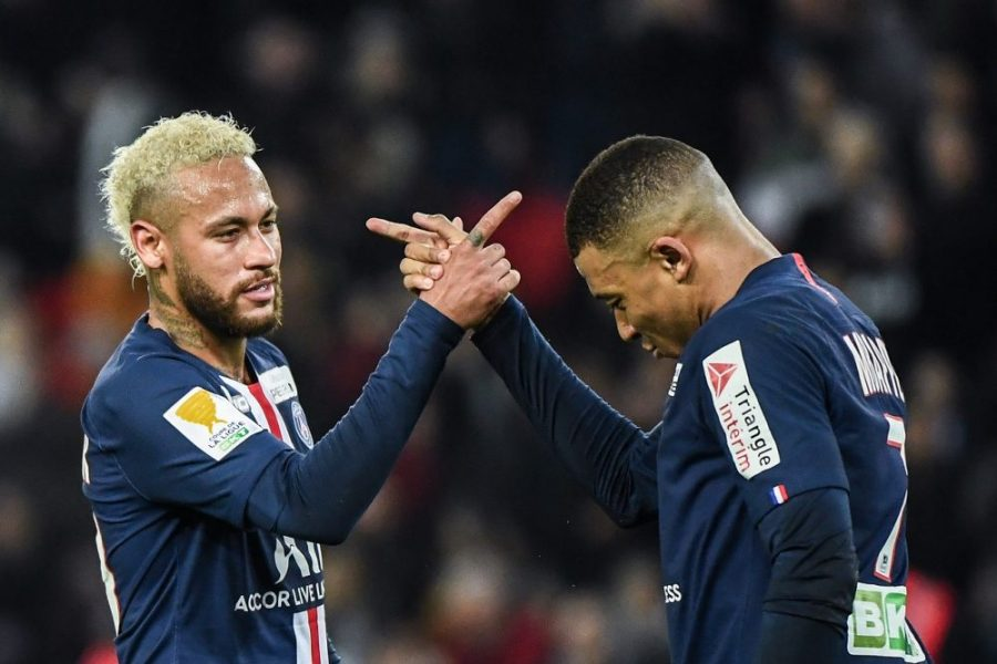 Ligue 1 - Mbappé élu meilleur joueur de la première moitié de saison, Neymar plus beau but