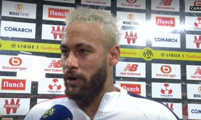 Neymar savoure la victoire face LOSC, affiche ses ambitions avec le PSG et rend hommage à Kobe Bryant