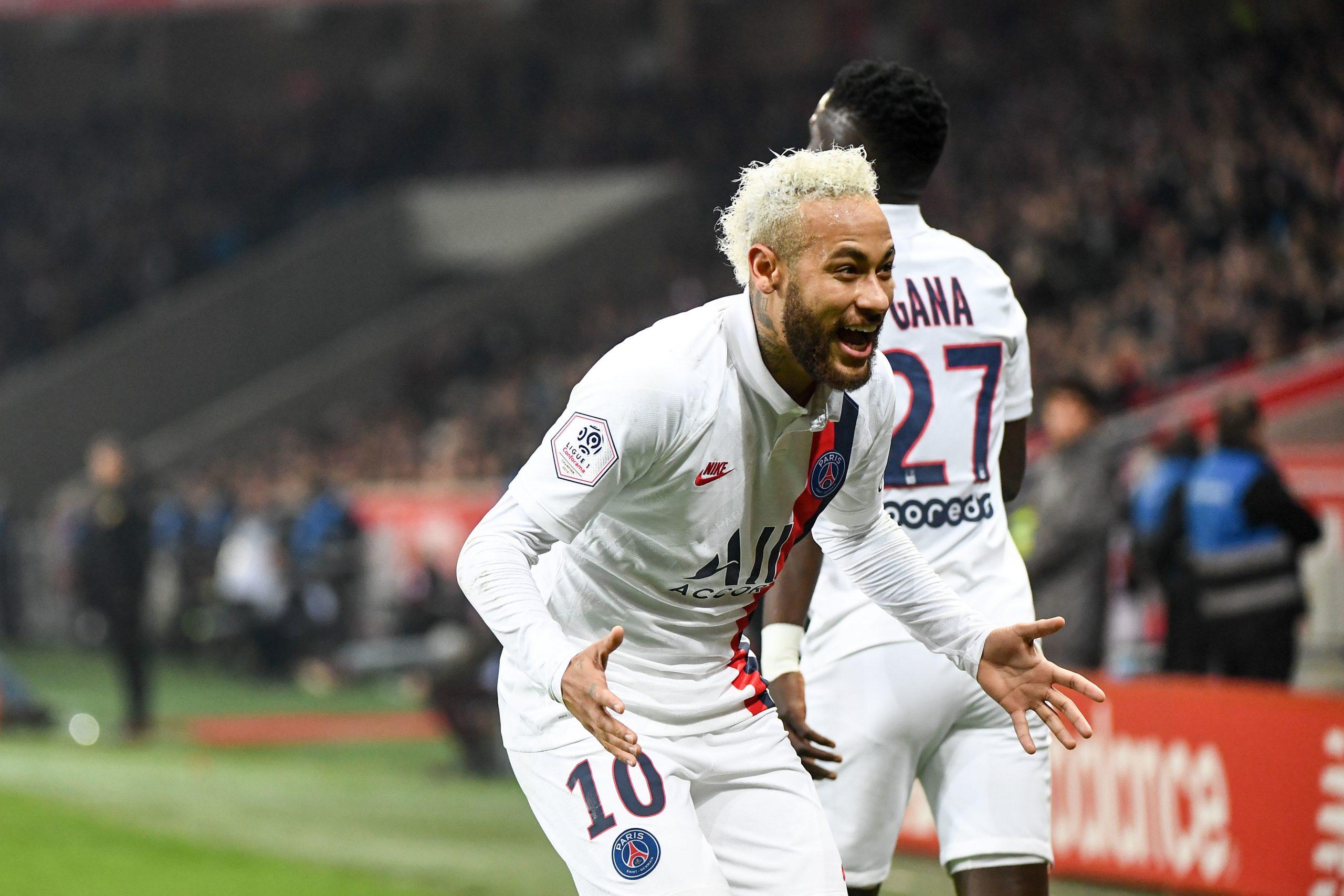 Ligue 1 - Neymar dans le top 5 des buts de la 21e journée