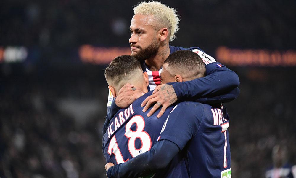 Résumé PSG/Saint-Etienne (6-1): La vidéo des buts et temps forts Parisiens