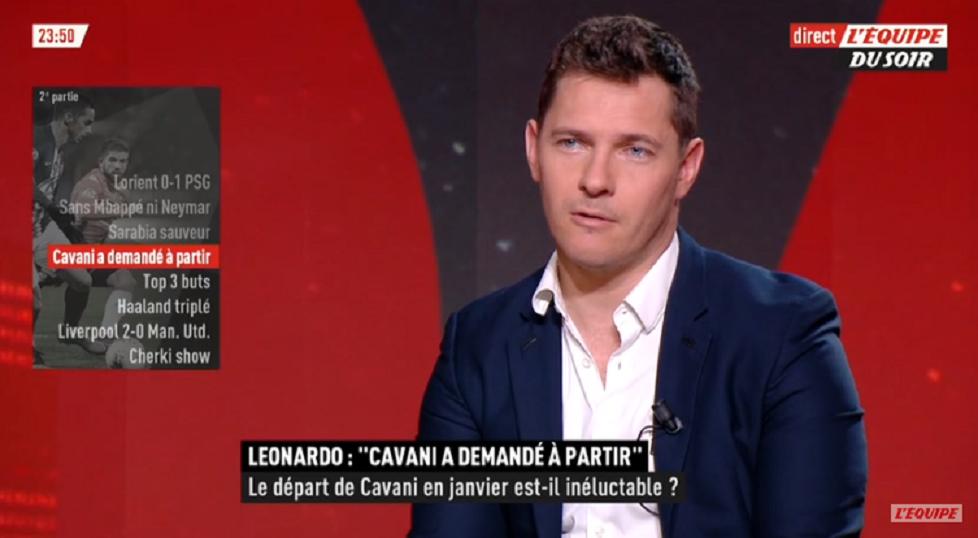 Les parents de Cavani en colère contre Leonardo — Mercato / PSG