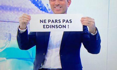 Pauleta a profité du tirage au sort des demi-finales de la Coupe de la Ligue pour envoyer un message à Cavani