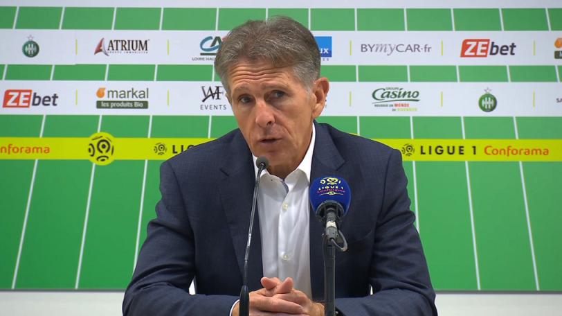 PSG/Saint-Etienne - Puel veut y croire malgré la qualité parisienne et regrette la disparition de la Coupe de la Ligue