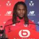 LOSC/PSG - Renato Sanches affiche une certaine confiance en conférence de presse