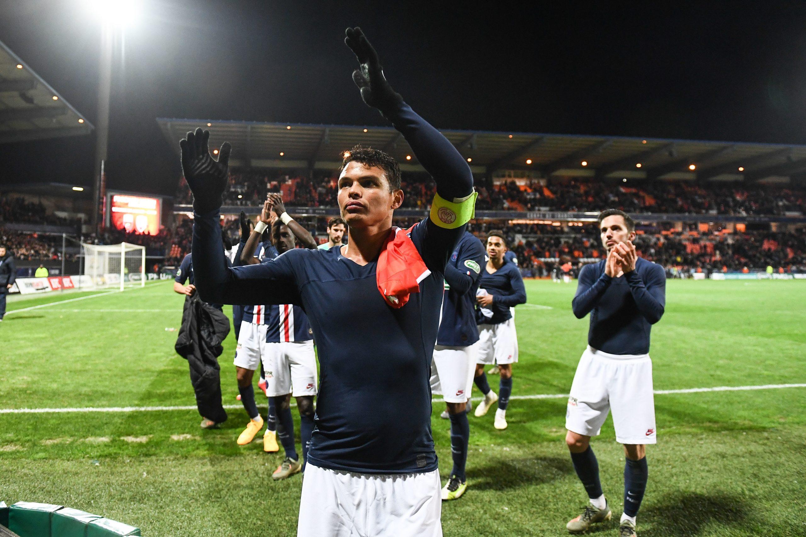 Le Parisien fait le point sur le groupe du PSG, le club «soulagé» à propos de Thiago Silva et Diallo