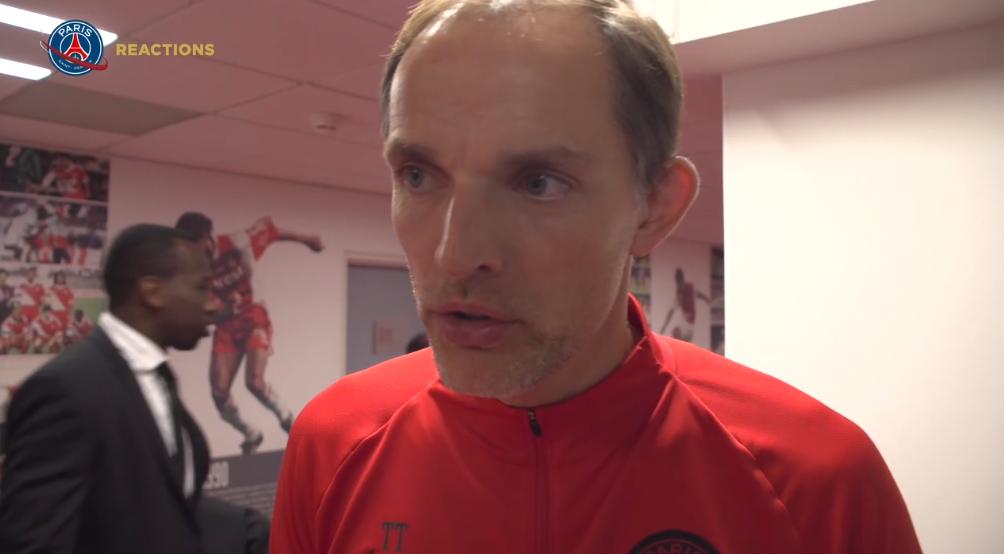 Monaco/PSG - Tuchel évoque avec satisfaction la progression de son équipe