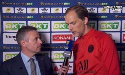 """PSG/Saint-Etienne - Tuchel: """"Ce n'est que le début, on a gagné en mentalité"""""""